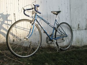rockin' out the mixte
