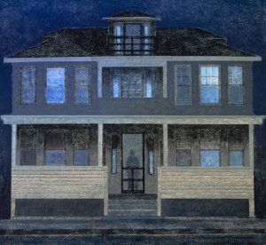 My Father's House by Will Barnet ca. 1972