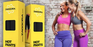 Zaggora slimwear! Slimming Hot Pants that burn calories for you by using your body heat! Get 30% off today with coupon SLIM30!